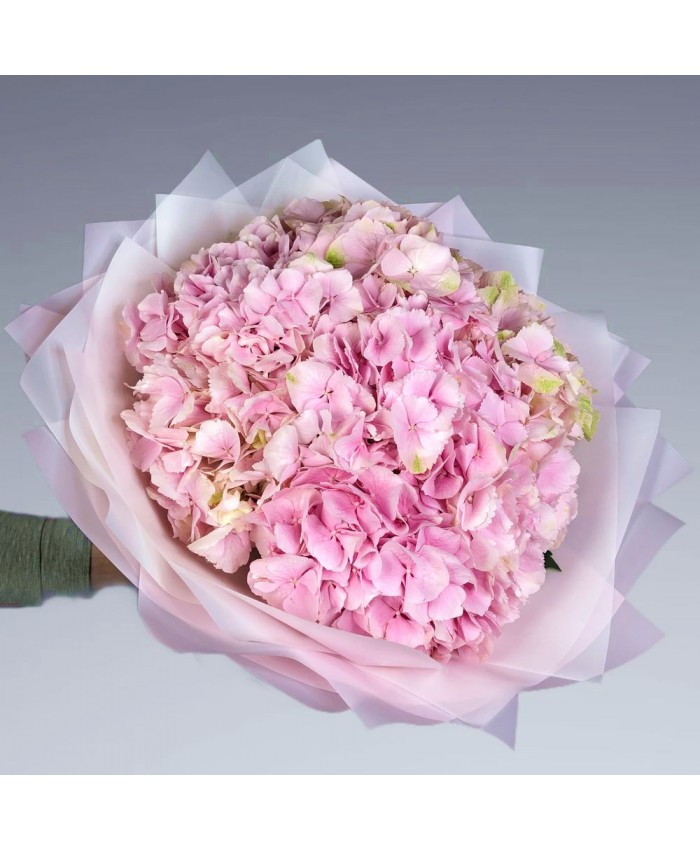 Букет № 271 Розовый пломбир