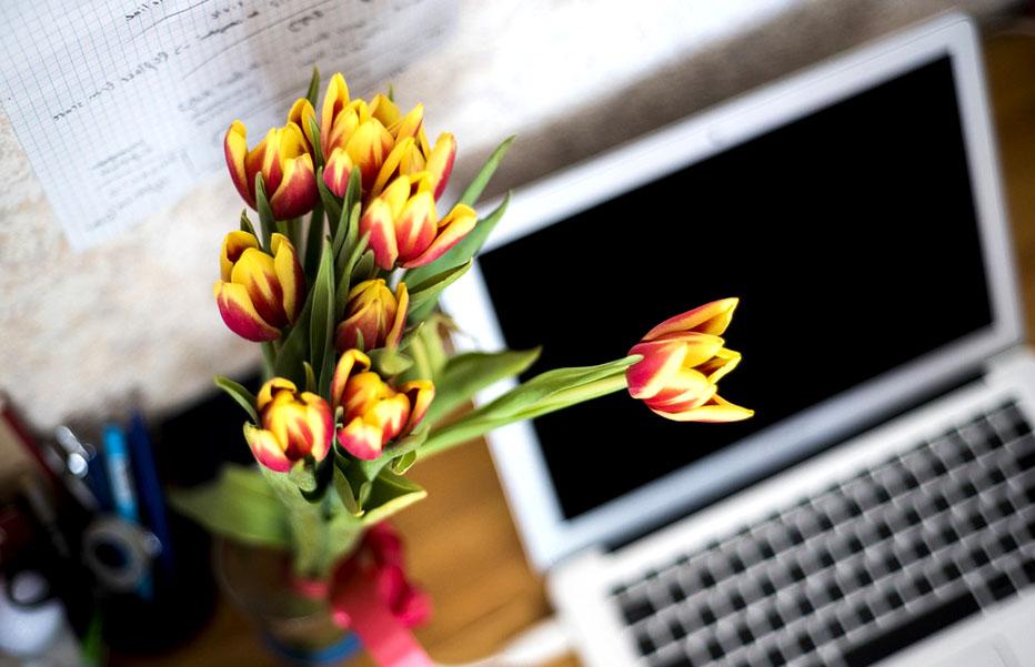 цветы для бизнес встречи